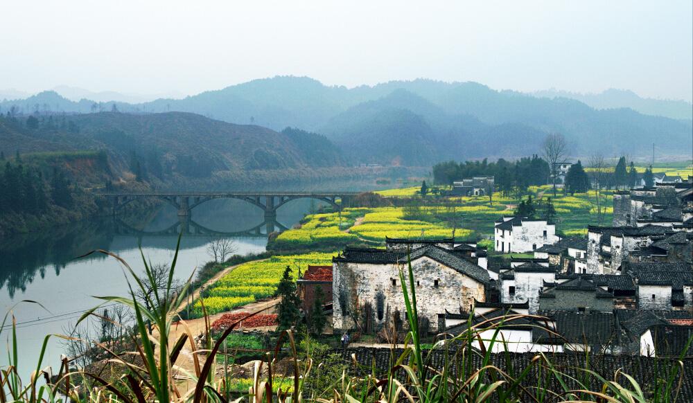 长滩村观景台摄影作品